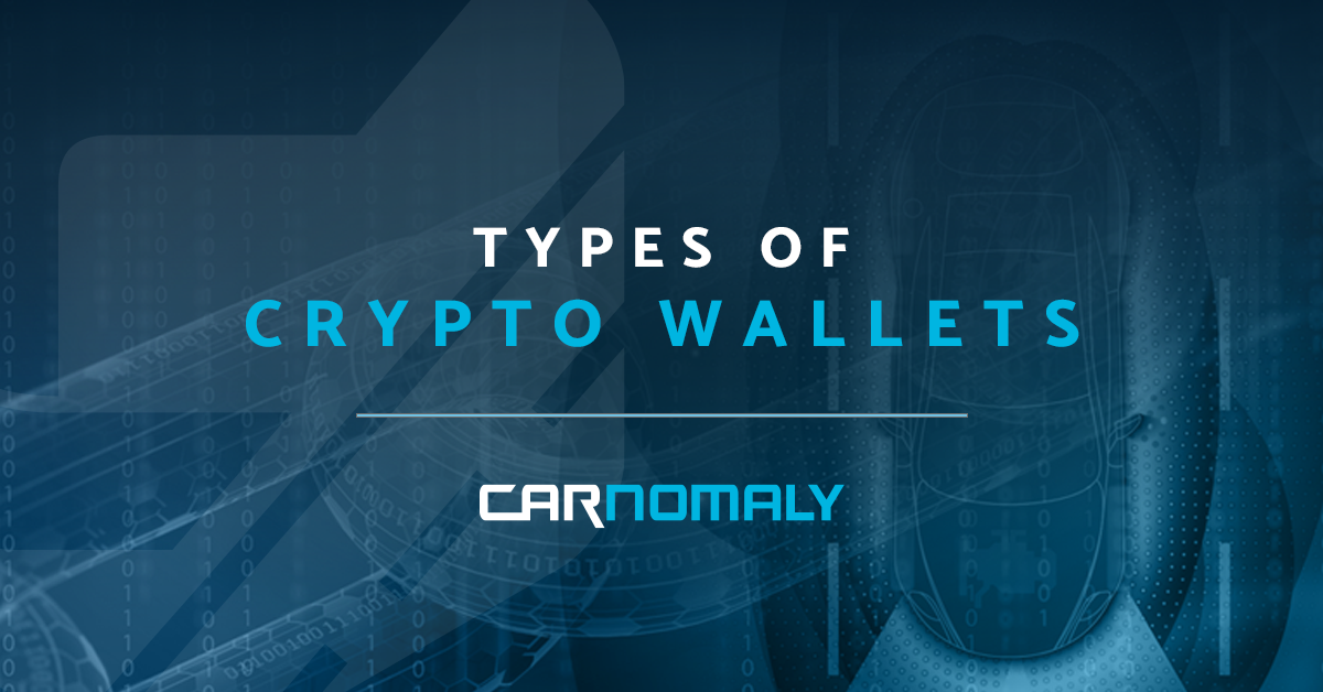 What is a Crypto Wallet? | Carnomaly