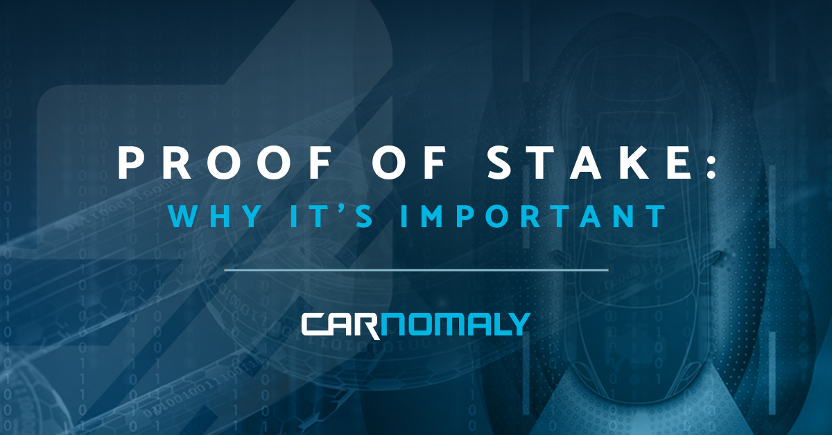 Proof of Stake: Why It's Important